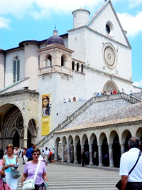 Basilica of St. Assisi