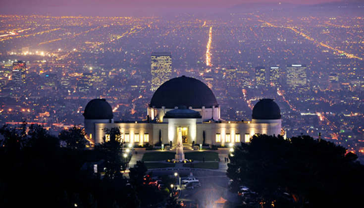 Griffith Observatory, Los Angeles Tours